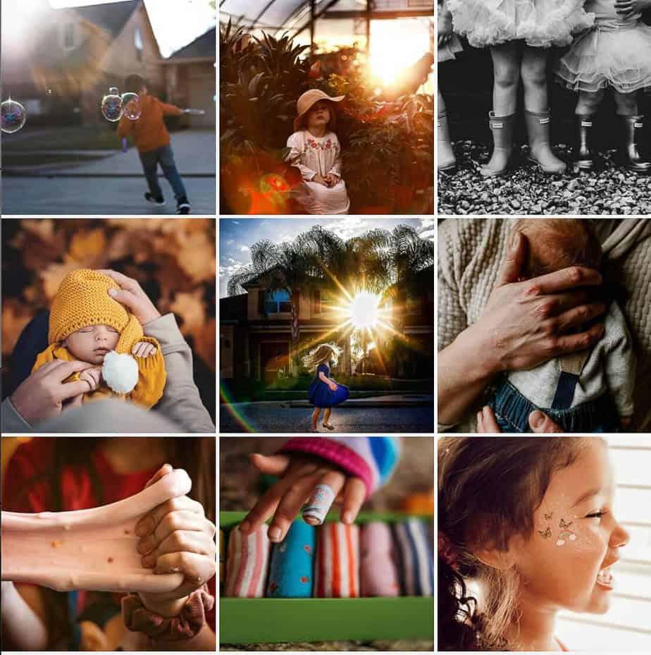 Treasured Childhood Kids Hub Instagram