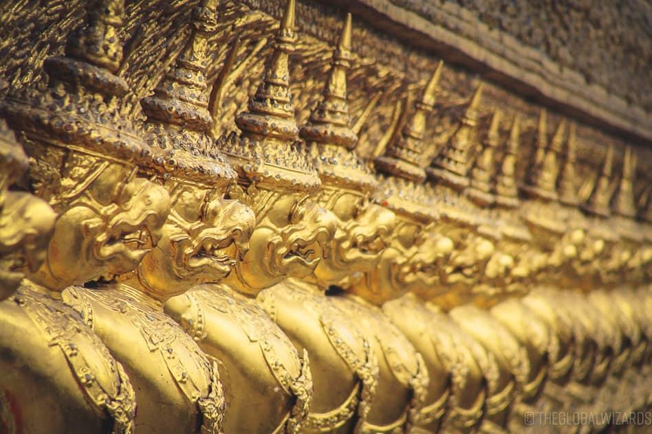 Koninklijk Paleis Bankgkok Thailand
