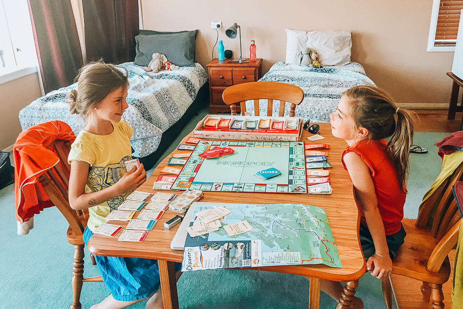 Bluemoon Lodge Apartment Family Accommodation Monopoly