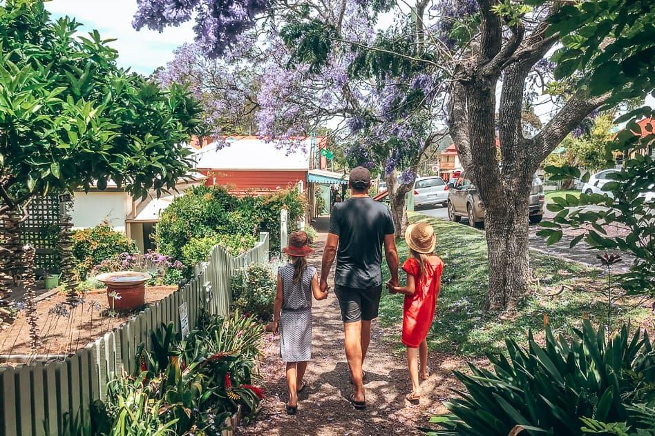 Central Tilda Flowers Main Street NSW