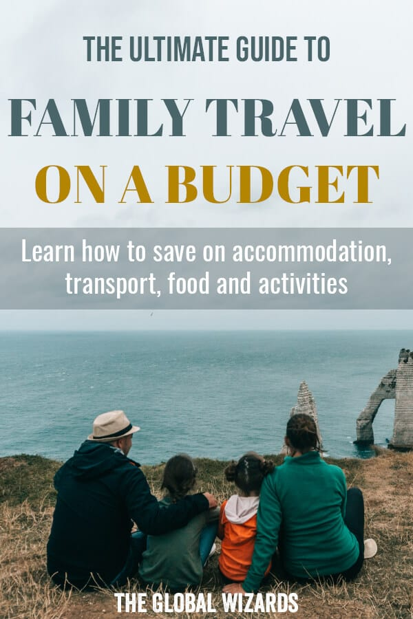 Get the best tips for family travel on a budget