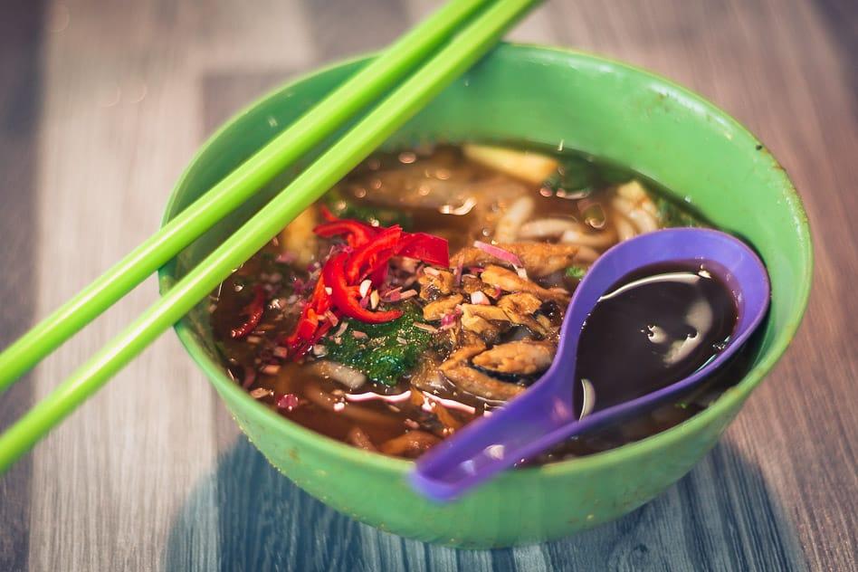Food Asian George Town Malaysia