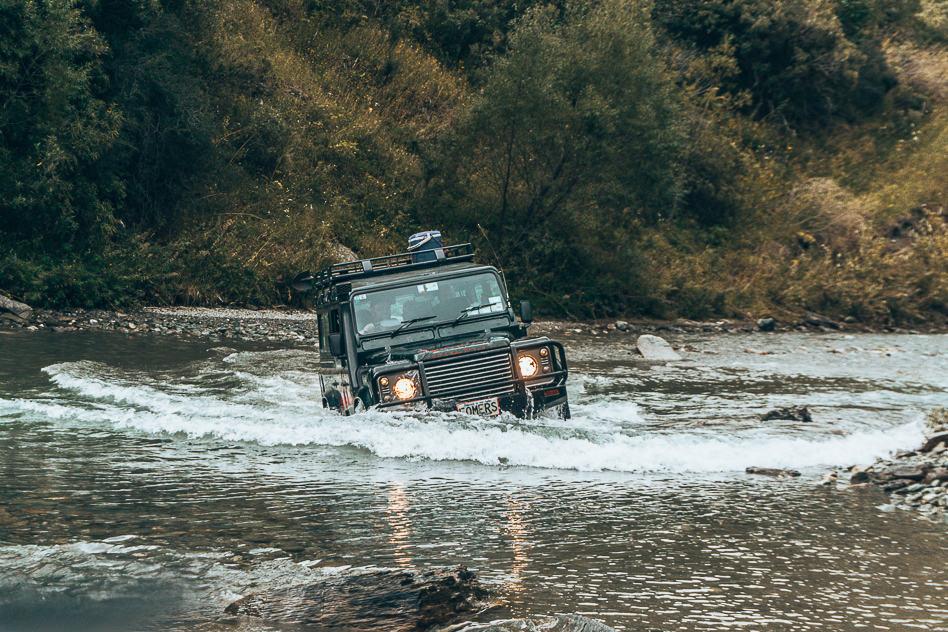 Nomad Safaris Jeep Tour Arrow River Queenstown