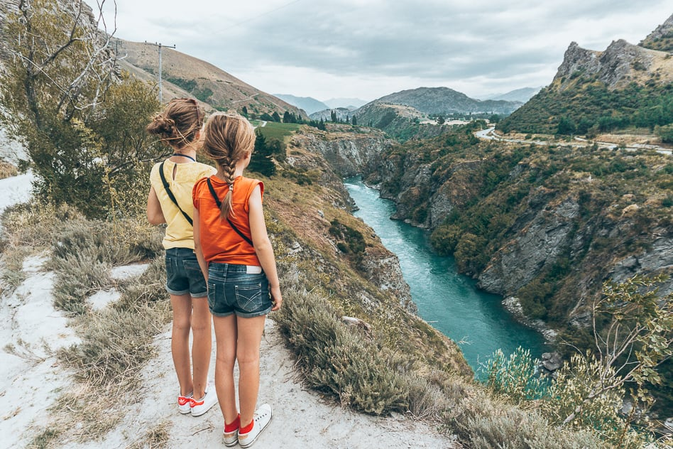 Nomad Safaris Tour Family Gorge Queenstown Stunning