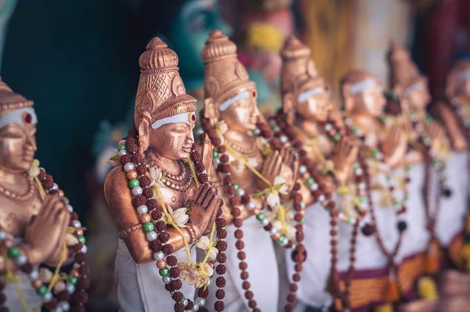 Hindu Sri Maha Mariamman Temple Detail