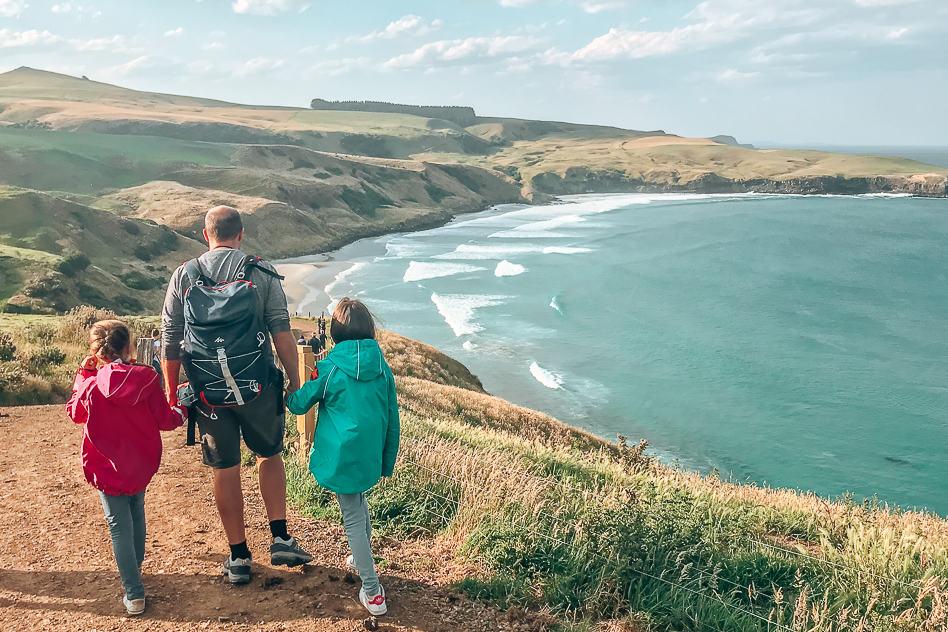 Beach ELM Wildlife Tours Otago Peninsula Protected