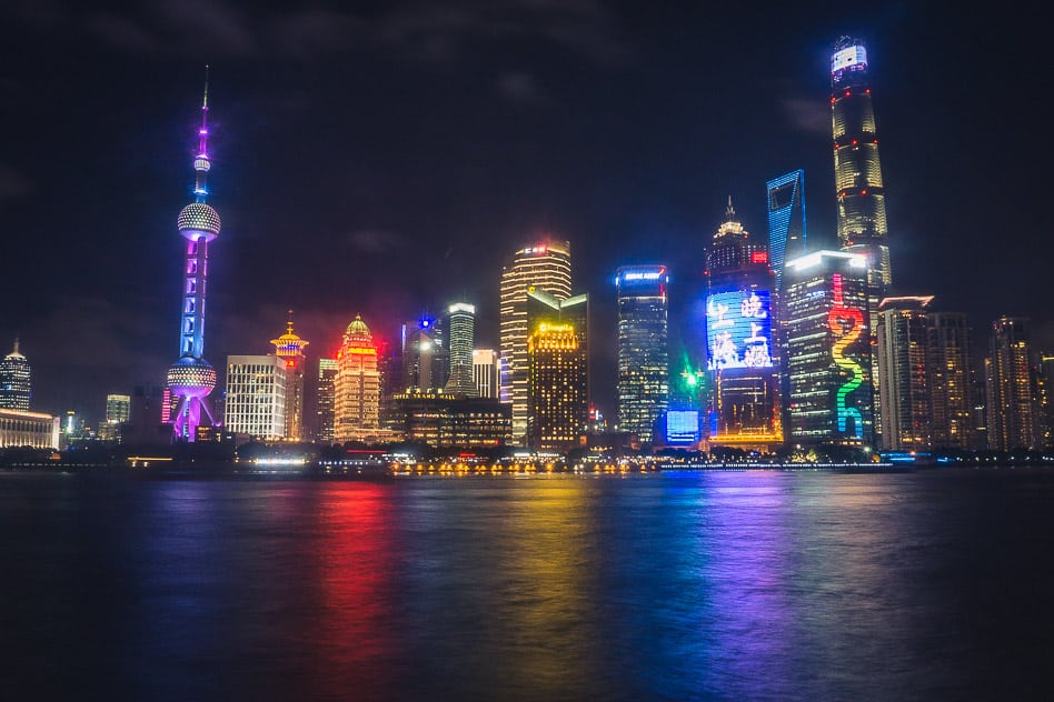 Free experience Shanghai Skyline Pudong Budget