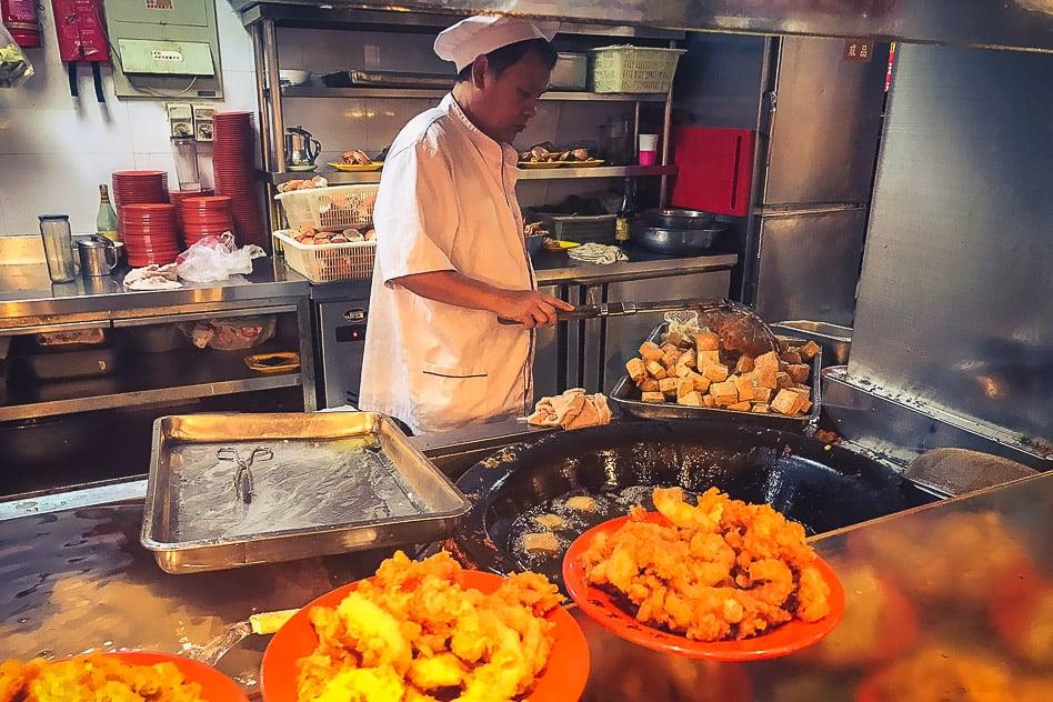 Shanghai Budget Eat Local