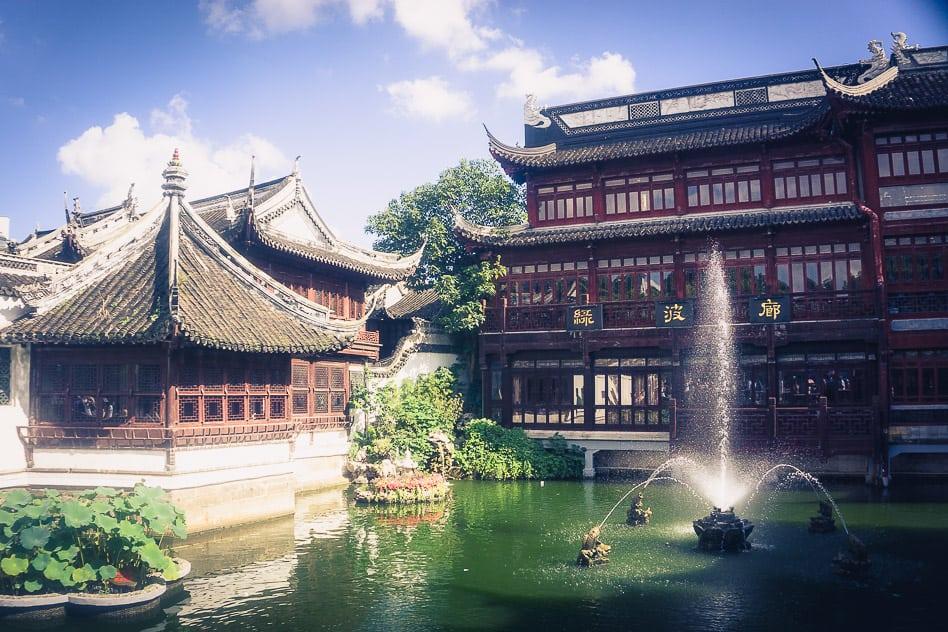Free experience Shanghai Yuyuan Garden Budget