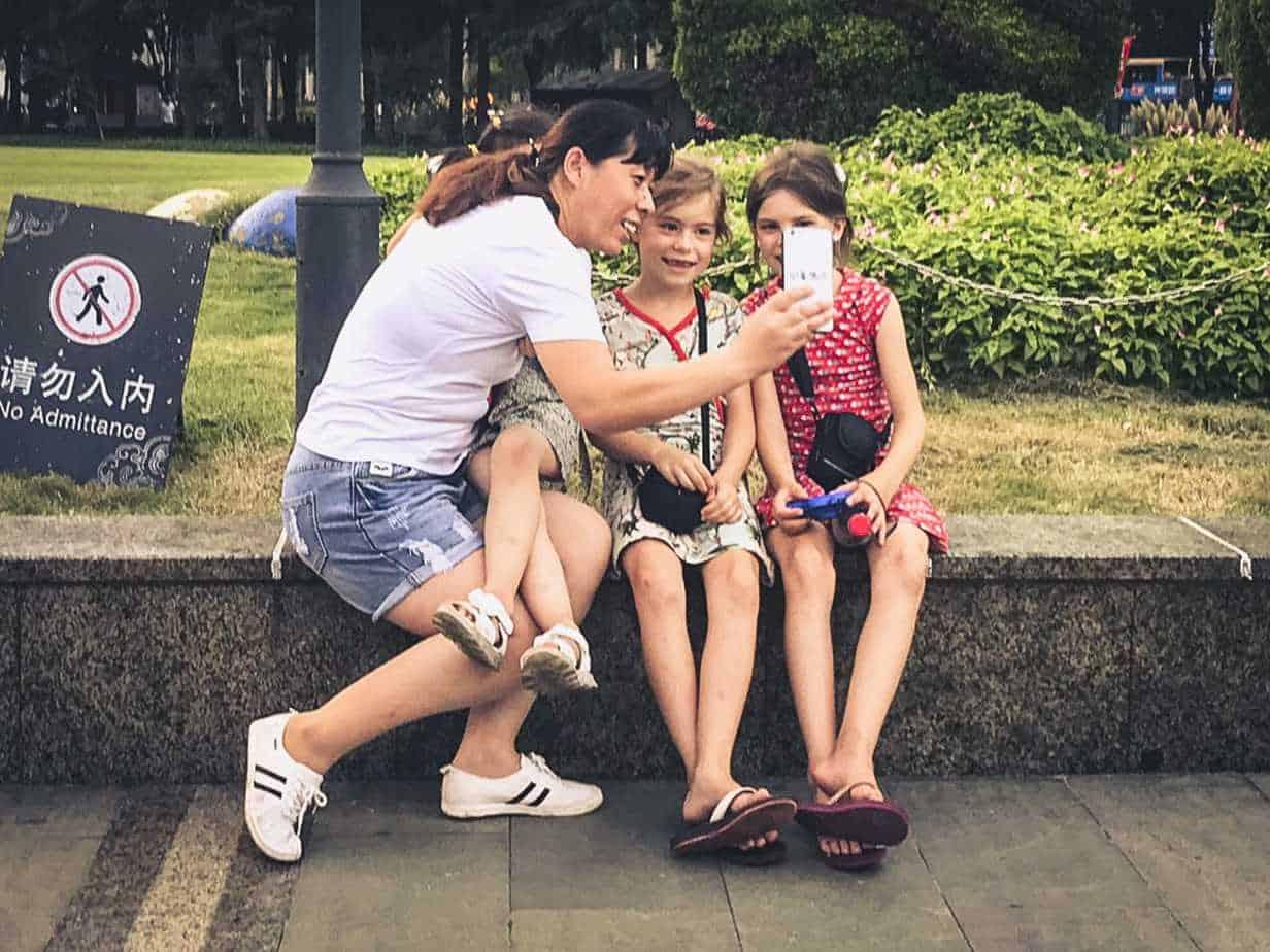Popular Kids Shanghai China