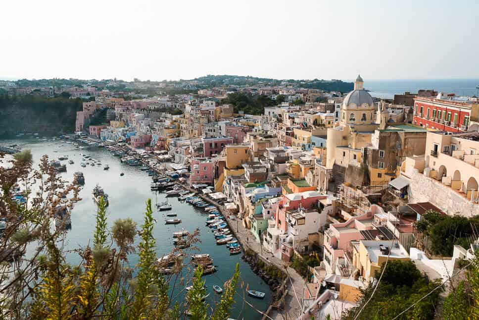Italy Travel Tips Procida