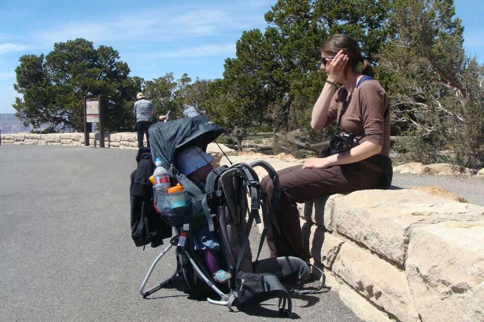 Baby Backpack Hiking Deuter Comfort Kids Pro