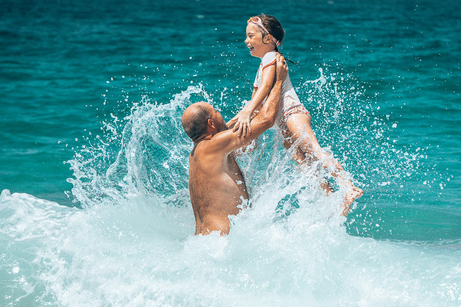 Jervis Bay Hyams Beach Fun Water Kids