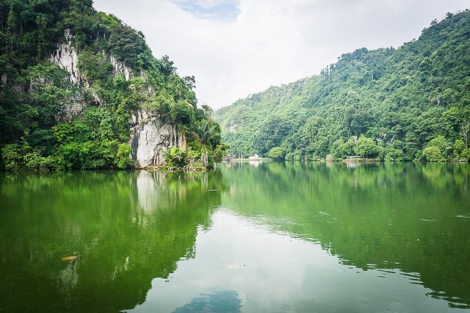Gunung Lang Park Ipoh Malaysia