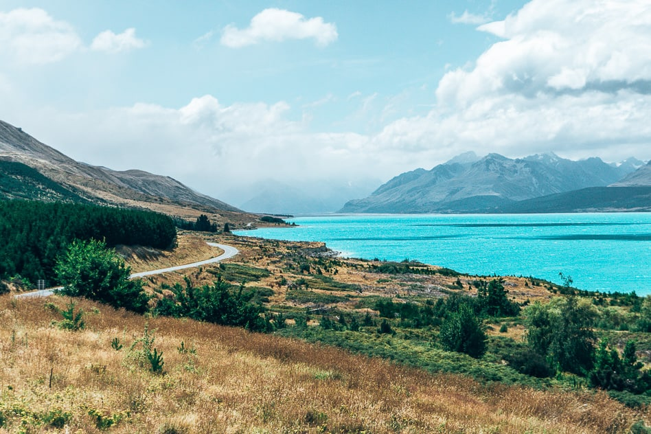 Lake Tekapo Mount Cook Aoraki Road Trip New Zeeland