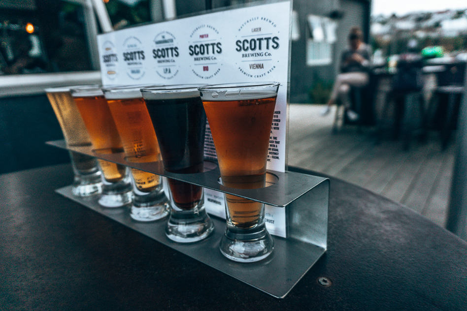 Oamaru Beer Scotts Brewing Company Tasting New Zealand