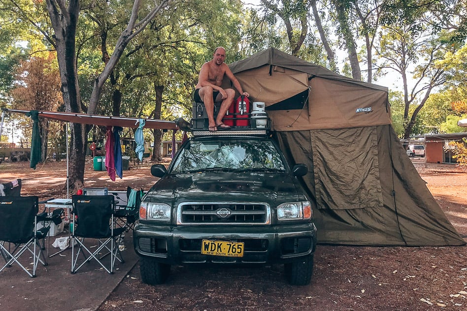 Riverview Camping Katherine Victoria Highway