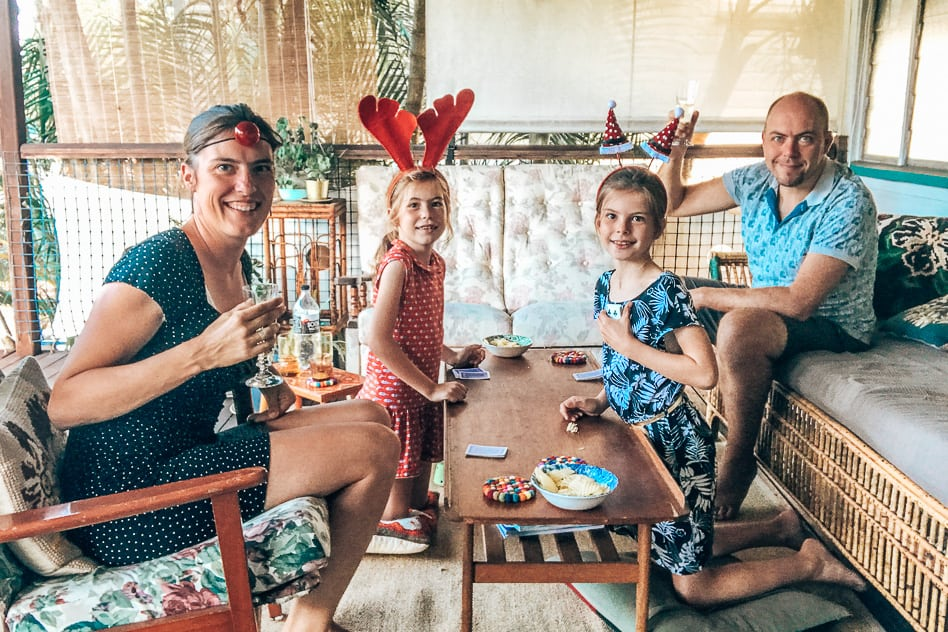 Christmas Eve Brisbane Summer Australia Housesitting