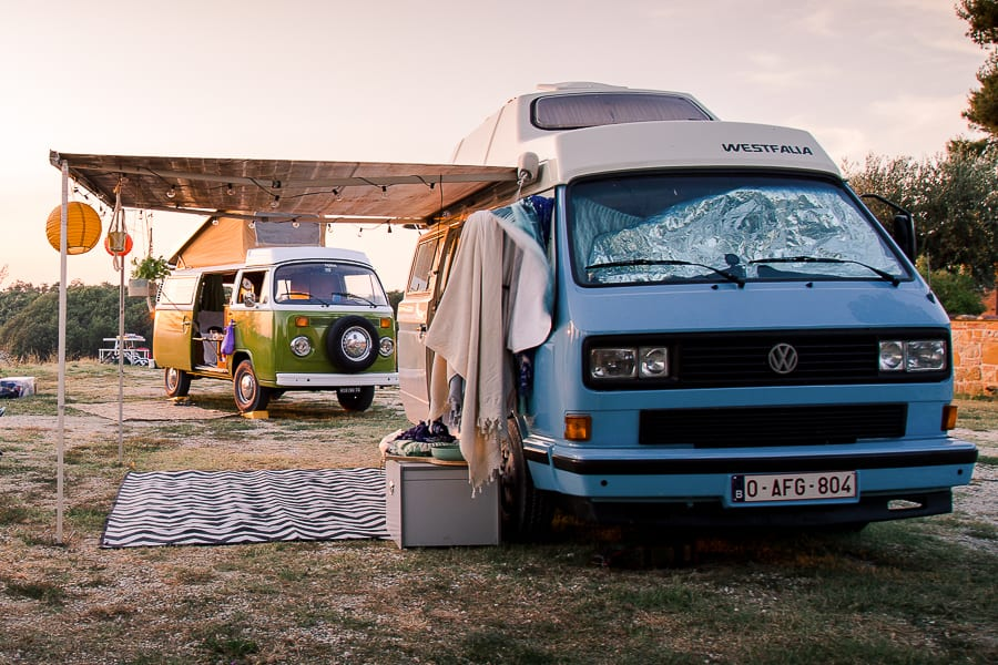 Camper Van Life Essentials Checklist