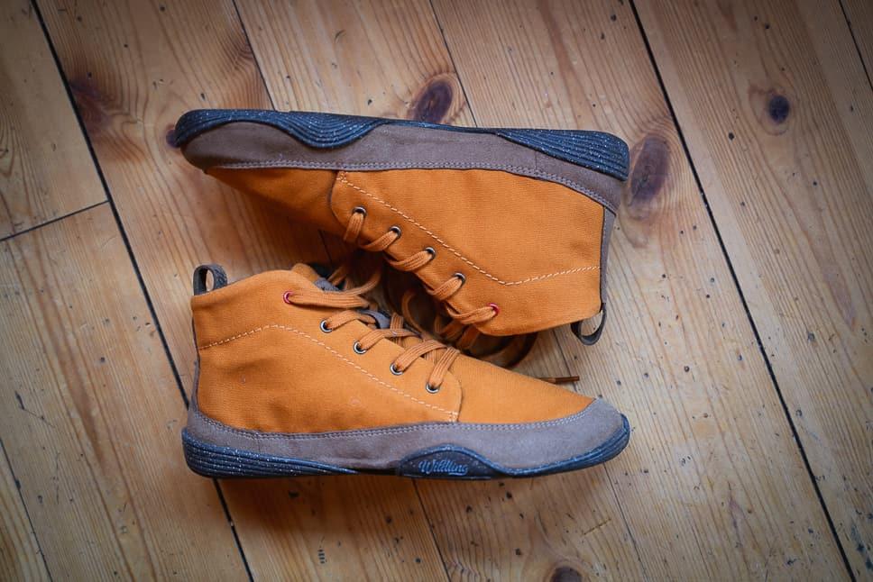 Zero drop shoes for kids