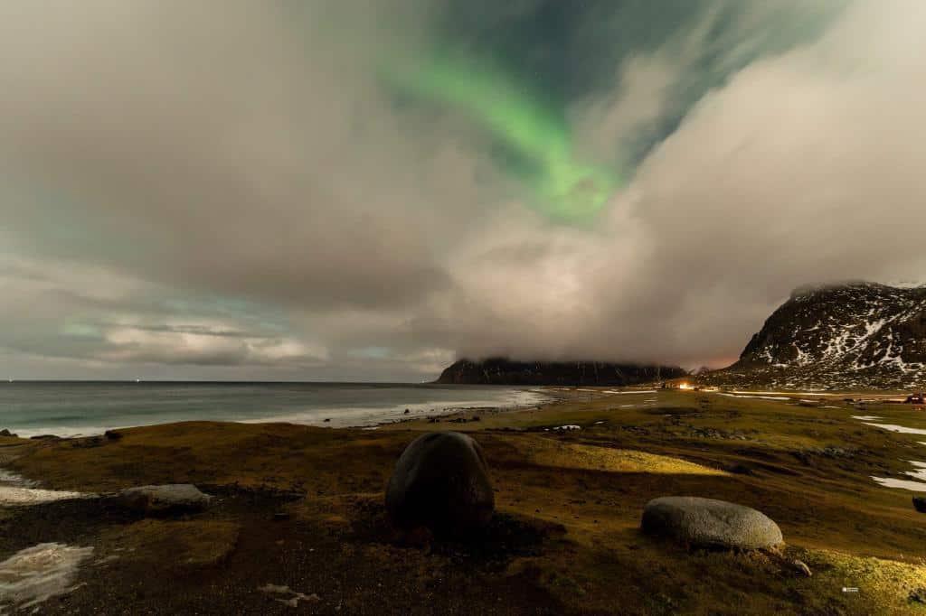 Discover Lofoten Northern Lights Hunt Aurora