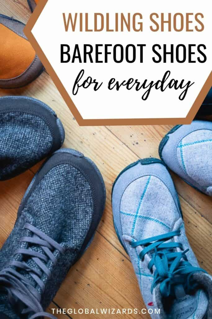 Minimal everyday shoes Wildling