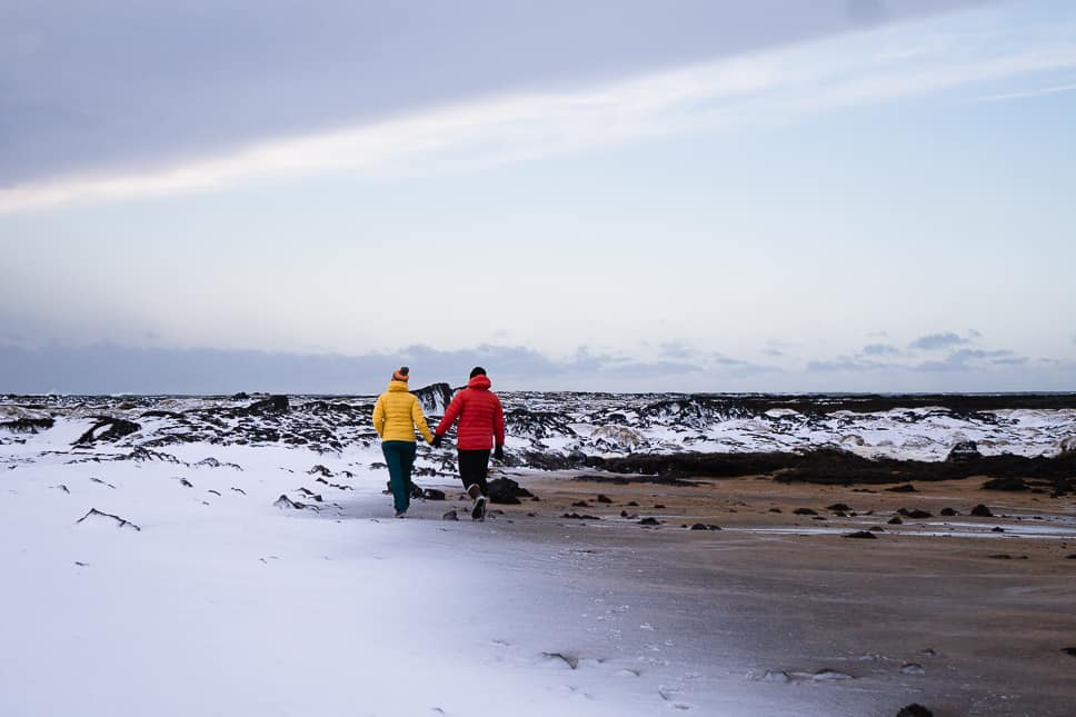 What to wear in Iceland in winter packing