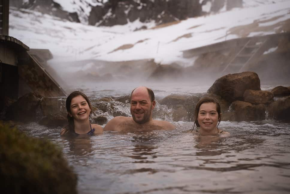 Winter packing list for Iceland Swim wear Hot springs