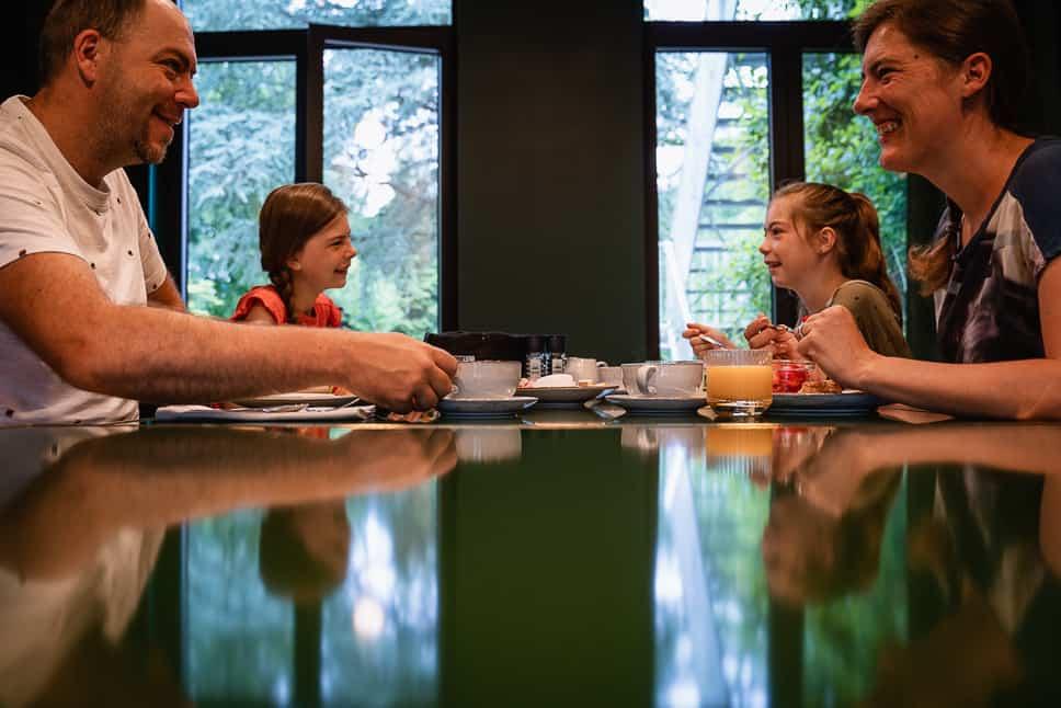 Ontbijt Hotel Vedette Familie Namen