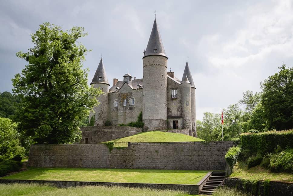 Kasteel van Vêves Chateau Celles