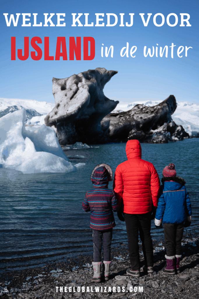 Inpaklijst IJsland winter beste kleding