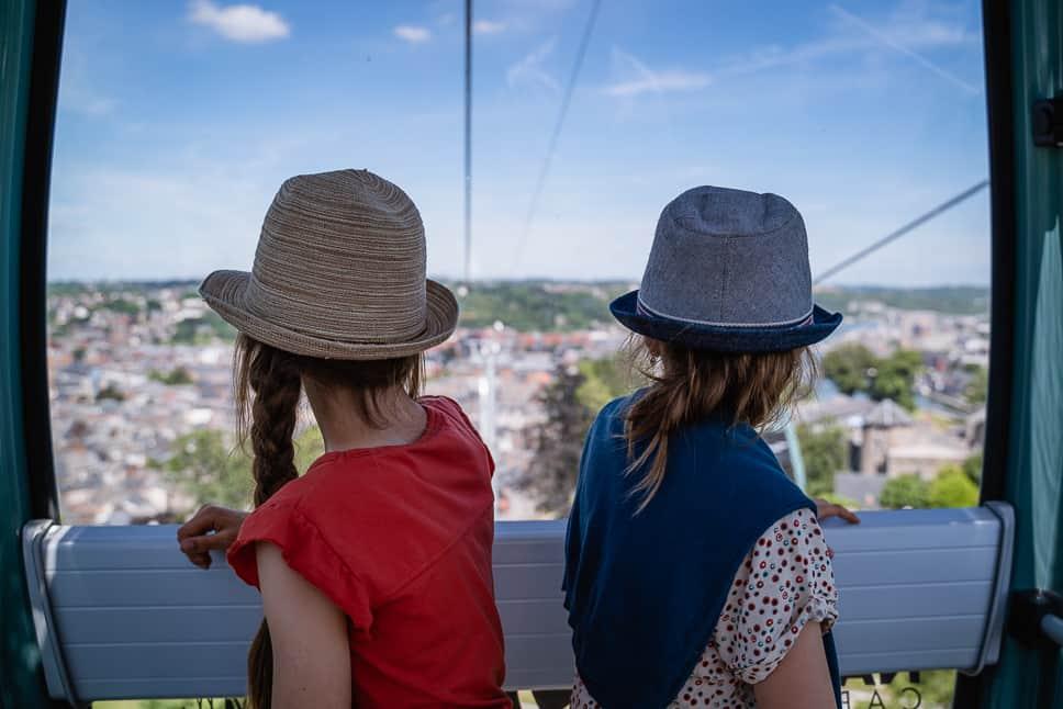 View Kabelbaan Namen Ardennen Wallonië Kids