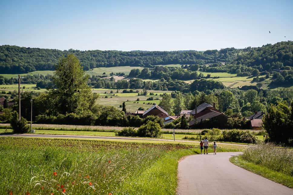Torgny Gaume streek Wallonie Ardennen