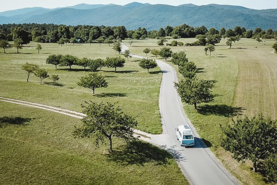 Family road trip Slovenia with kids