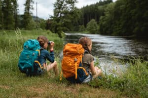 kinderen kamperen cadeaus ideeën