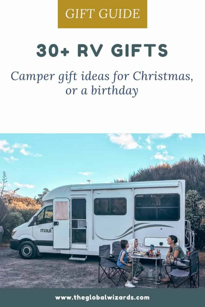 RV gifts Camper owners